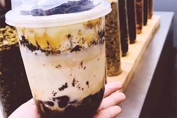 印茶奶茶带来创业新方法