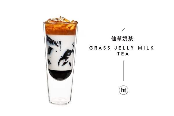 印茶奶茶店适合什么样的装修风格